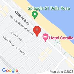 Mapa SELENE