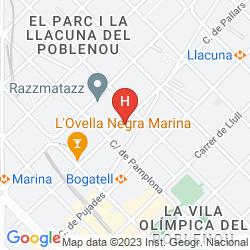 Mapa SALLES PERE IV