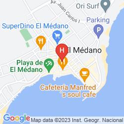 Mapa MEDANO