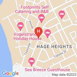 Mapa AMARACHI GUESTHOUSE