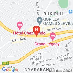 Mapa THE MIRROR HOTEL