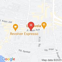 Mapa IZE SEMINYAK