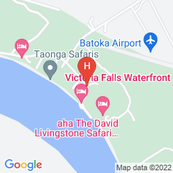 Mapa VICTORIA FALLS WATERFRONT