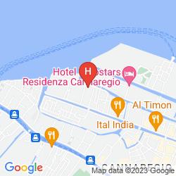 Mapa RESIDENCE BELLE EPOQUE
