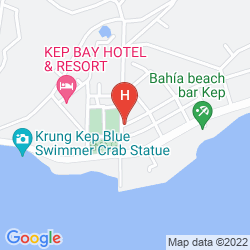 Mapa ROCK ROYAL HOTEL & RESORT
