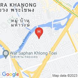 Mapa WATERFORD SUKHUMVIT 50
