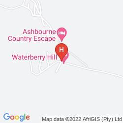 Mapa WATERBERRY HILL