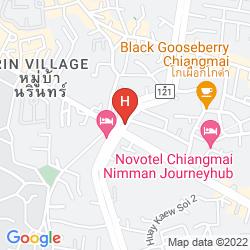 Mapa V RESIDENCE