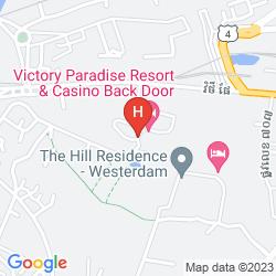 Mapa NEW HILL RESORT & SPA
