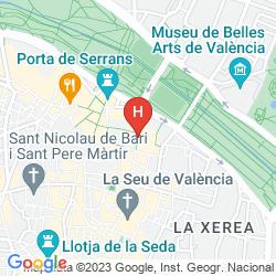 Mapa SAN LORENZO BOUTIQUE
