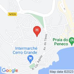 Mapa DA GALE