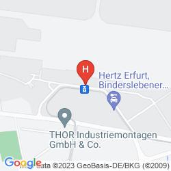 Mapa AIRPORT