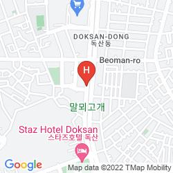 Mapa WINDSOR HOTEL