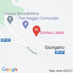 Mapa DOMUS LAETA