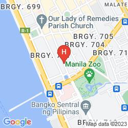 Mapa HOTEL SOGO MALATE