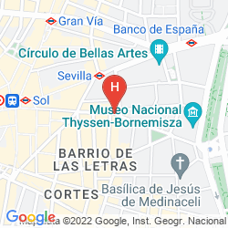 Mapa URBAN