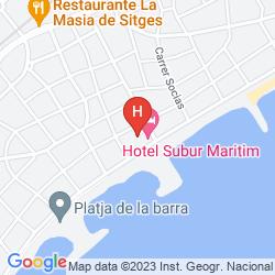 Mapa SUBUR