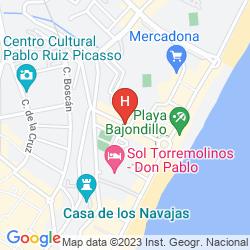 Mapa PUENTE REAL
