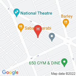 Mapa RIMAL HOTEL