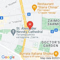 Mapa SERDIKA