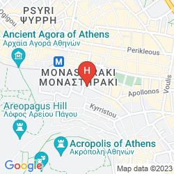 Mapa ADRIAN