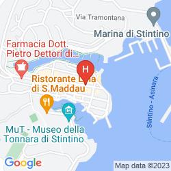 Mapa RISTORANTE SILVESTRINO