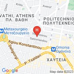 Mapa ZENITH