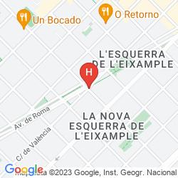 Mapa VILADOMAT