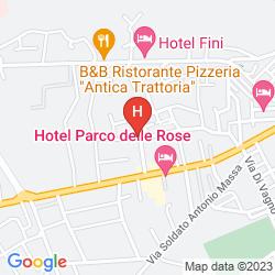 Mapa VALLE ROSSA