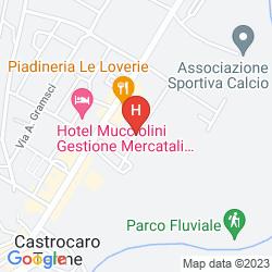 Mapa AMBASCIATORI