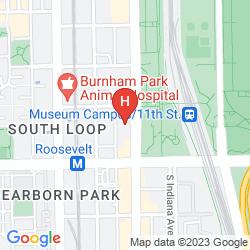 Mapa BEST WESTERN GRANT PARK