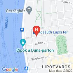 Mapa SPLENDID RESIDENCE