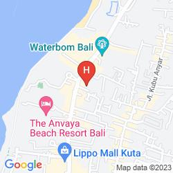 Mapa BALI RANI