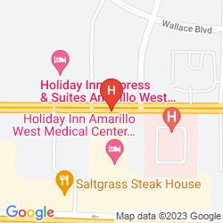 Mapa HOME2 SUITES BY HILTON AMARILLO