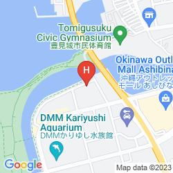 Mapa GRANVIEW GARDEN OKINAWA