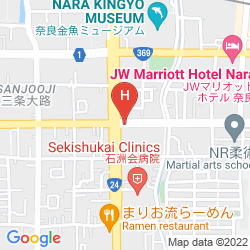 Mapa ASYL NARA ANNEX