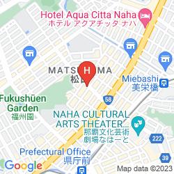 Mapa TAIRA