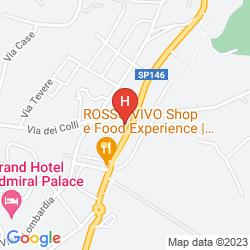 Mapa HOTEL TRIESTE
