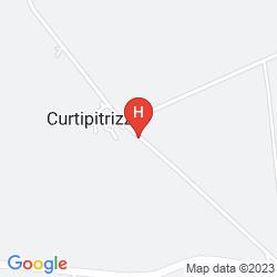 Mapa TENUTE AL BANO