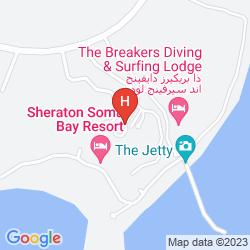 Mapa SHERATON SOMA BAY RESORT