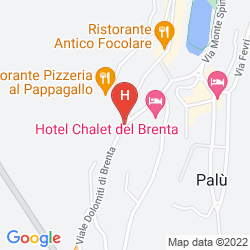Mapa RESIDENCE ORSA MAGGIORE