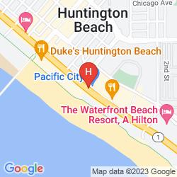Mapa PASEA HOTEL AND SPA