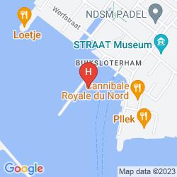 Mapa BOTEL