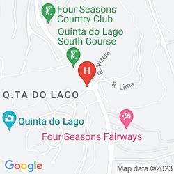 Mapa DIAMOND VILLAS AT VILAR DO GOLF BY DIAMOND RESORTS