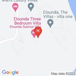 Mapa ELOUNDA SOLFEZ VILLAS