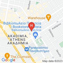 Mapa RIO ATHENS