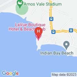 Mapa GRAND VIEW BEACH