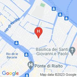 Mapa GIORGIONE