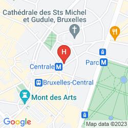 Mapa 9 HOTEL CENTRAL