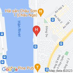 Mapa THE BLOSSOM CITY